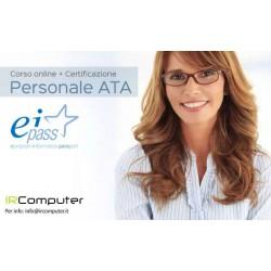 EIPASS Personale ATA - 100 ore